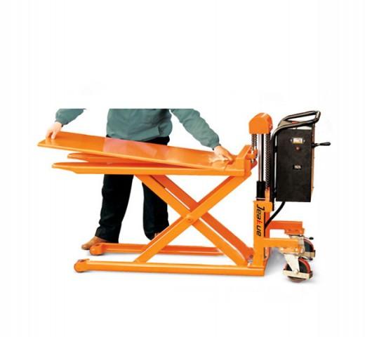 电动剪式可移动升高搬运车