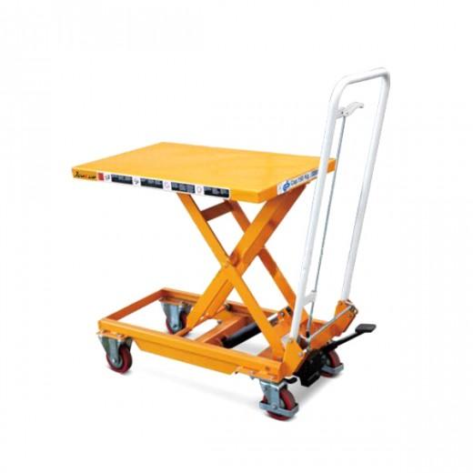 脚踏式平台车