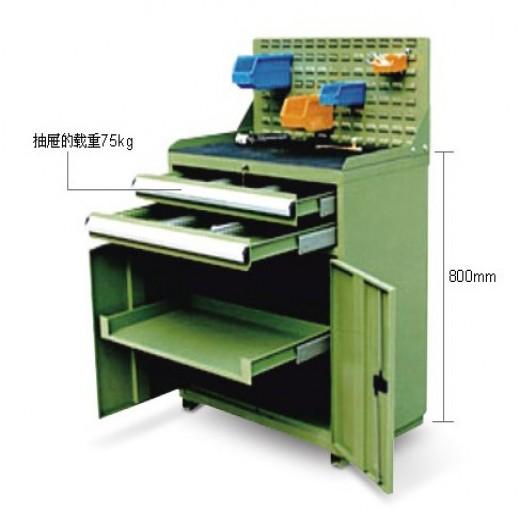 挂板式工具柜