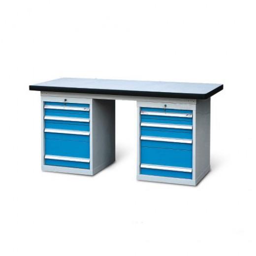 防护板桌面工作台