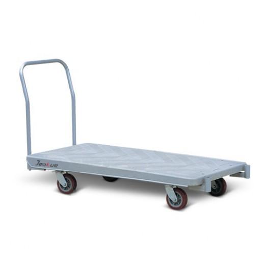 大台面塑料平板推车
