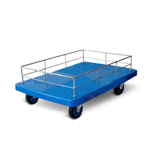 四轮地板车