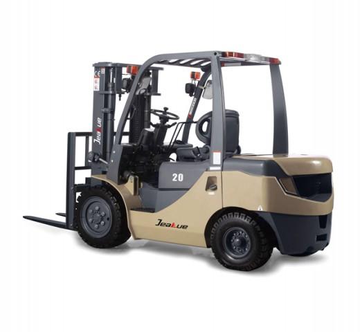2-3.5T 内燃平衡重式叉车