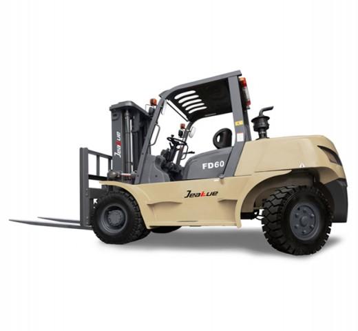 5-8T 内燃平衡重式叉车