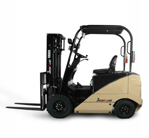 1.5-2T 四支点平衡重电动叉车